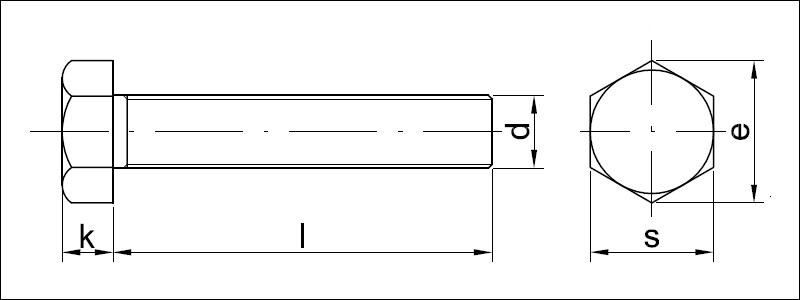 sechskantschrauben din 931 und din 933 valenta zt s r o. Black Bedroom Furniture Sets. Home Design Ideas